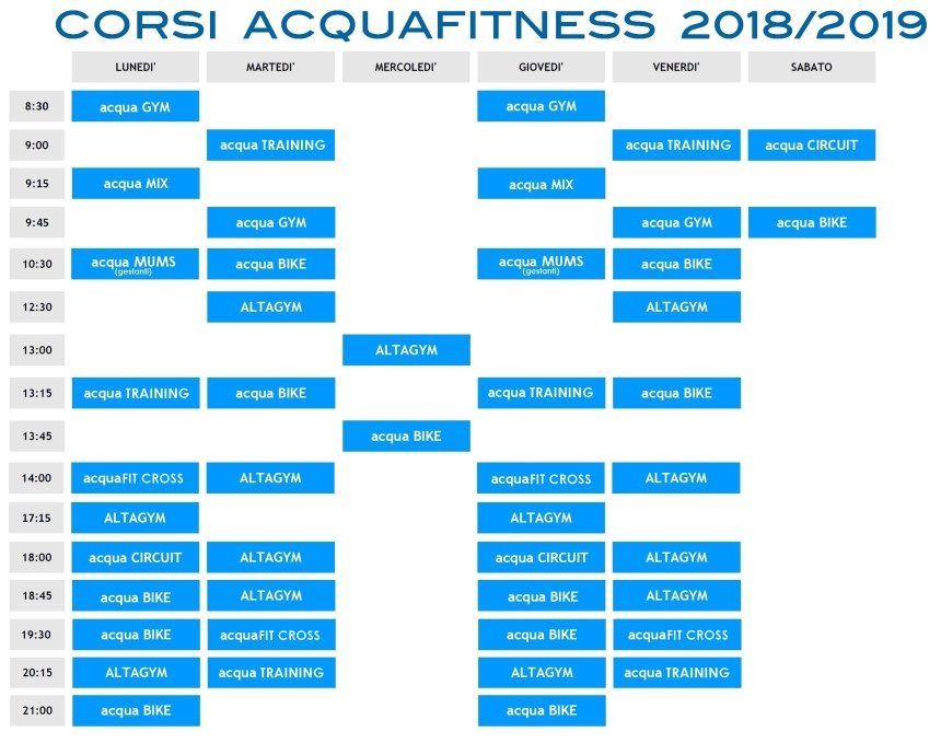 planning acquafitness 2018 2019 WEB